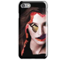 Wings Come With Red  iPhone Case/Skin