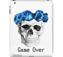 Game Over iPad Case/Skin