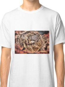 Mushroom HDR Classic T-Shirt