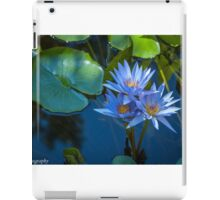 The Lily Pad  iPad Case/Skin