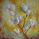 Magnolia by Elena Oleniuc