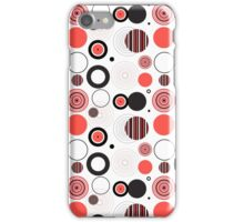 Abstract seamless pattern iPhone Case/Skin