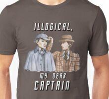 Star Trek/Sherlock Holmes Unisex T-Shirt