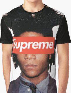 Basquiat X Supreme Graphic T-Shirt
