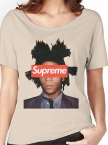Basquiat X Supreme Women's Relaxed Fit T-Shirt