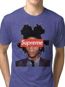 Basquiat X Supreme Tri-blend T-Shirt