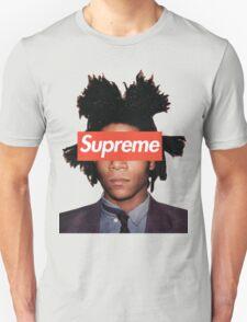 Basquiat X Supreme Unisex T-Shirt