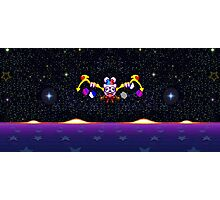 Kirby Super Star Marx Photographic Print