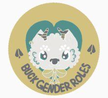 buck gender roles goatdeers by bigbluemoon