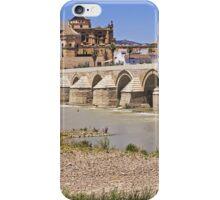 Puente Romano -  Cordoba - Andalucia - Spain iPhone Case/Skin