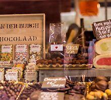 Belgian Chocolate - Travel Photography by JuliaRokicka