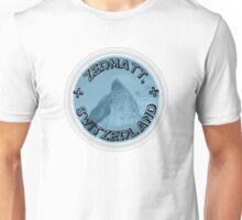 zermatt, switzerland Unisex T-Shirt
