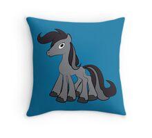 Sleipnir Odin's Horse 2 - Asatru Animals Throw Pillow