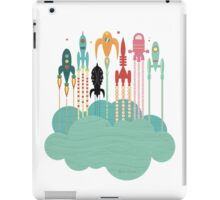 Grand départ (graphic version) iPad Case/Skin