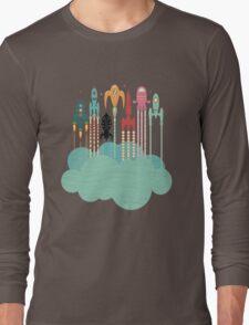 Grand départ (graphic version) Long Sleeve T-Shirt