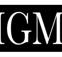 Sigma Bar Sticker