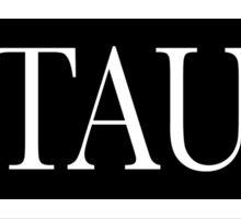 Tau Bar Sticker