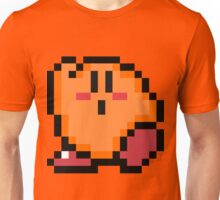 Kirby (Orange) Unisex T-Shirt