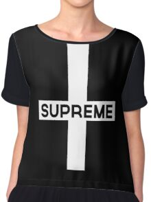 The New Supreme Chiffon Top