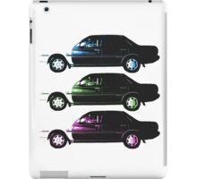 Auto-mobile x3 iPad Case/Skin