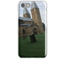 Southwell minster iPhone Case/Skin
