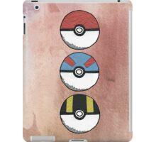 Catch 'em All. iPad Case/Skin