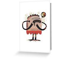 Me? Greeting Card