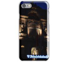 Friedrichsbad Baden-Baden by night, Germany iPhone Case/Skin