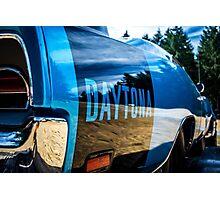 Dodge Charger Daytona  Photographic Print