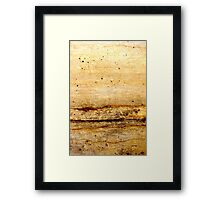 Prairie Dawn Framed Print