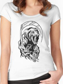 Reaper  Women's Fitted Scoop T-Shirt