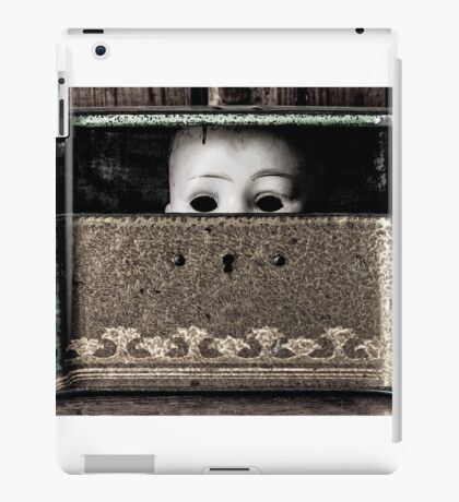 I come out when you're asleep iPad Case/Skin