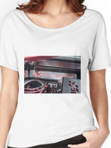 Custom Dodge Challenger R/T 100 year anniversary Women's Relaxed Fit T-Shirt