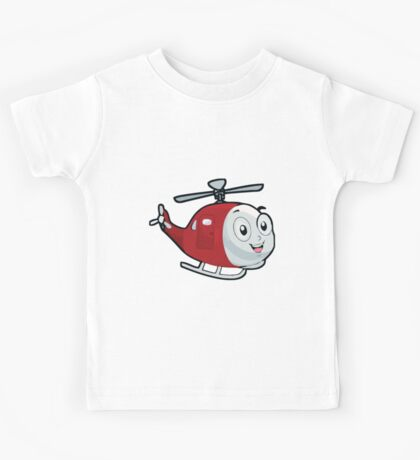 Baby Helicopter Kids Tee