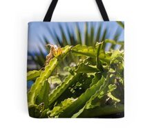 Entangled Cactus - Nature Photography Tote Bag