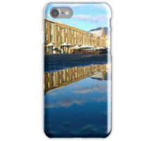Reflections of Salamanca Place iPhone Case/Skin