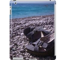 Summer Shoes - Macro Photography iPad Case/Skin