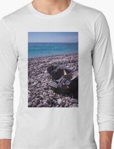 Summer Shoes - Macro Photography T-Shirt