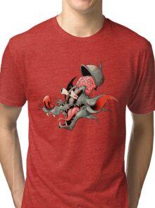 Eek! Tri-blend T-Shirt