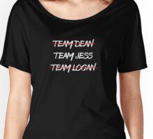 TEAM JESS Women's Relaxed Fit T-Shirt
