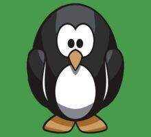 Baby Penguin Baby Tee