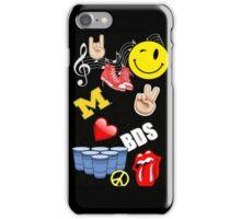 Billie's customized iphone 6/6s case iPhone Case/Skin