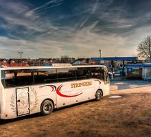 One of Stringers (of Pontefract) Coaches by Nigel Butterfield