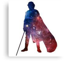 Anakin Skywalker Galaxy Canvas Print