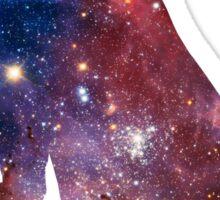 Anakin Skywalker Galaxy Sticker