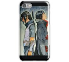 itachi iPhone Case/Skin
