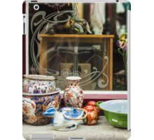 Windowsill - Macro Photography iPad Case/Skin