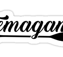 Temagami Sticker