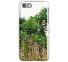 Another abandoned cottage - Donegal, Ireland iPhone Case/Skin