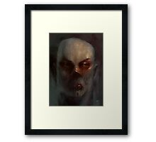 The Strain Framed Print